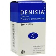 DENISIA 6 Atemwegserkrankungen Tabletten 80 St