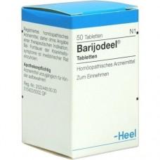 BARIJODEEL Tabletten 50 St
