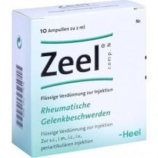 ZEEL comp.N Ampullen 10 St