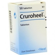 CRUROHEEL S Tabletten 50 St