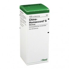 CHINA HOMACCORD S Tropfen 100 ml