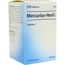 MERCURIUS HEEL S Tabletten 250 St