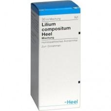 LILIUM COMPOSITUM Heel Tropfen 30 ml