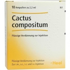 CACTUS COMPOSITUM Ampullen 10 St
