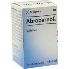 ABROPERNOL N Tabletten 50 St