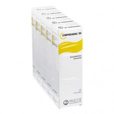 LYMPHDIARAL DS Salbe 5X100 g