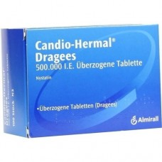 CANDIO HERMAL überzogene Tabletten 100 St