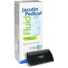 JACUTIN Pedicul Fluid m.Nissenkamm 200 ml