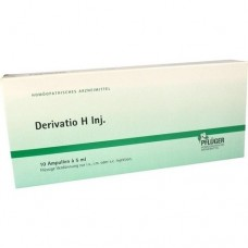 DERIVATIO H Inj. 10X5 ml