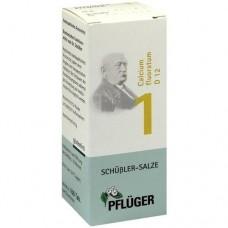 BIOCHEMIE Pflüger 1 Calcium fluoratum D 12 Tabl. 100 St