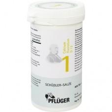 BIOCHEMIE Pflüger 1 Calcium fluoratum D 12 Tabl. 400 St