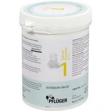 BIOCHEMIE Pflüger 1 Calcium fluoratum D 12 Tabl. 1000 St