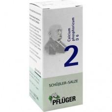 BIOCHEMIE Pflüger 2 Calcium phosphoricum D 6 Tabl. 100 St