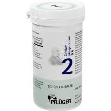 BIOCHEMIE Pflüger 2 Calcium phosphoricum D 6 Tabl. 400 St
