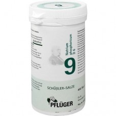 BIOCHEMIE Pflüger 9 Natrium phosphoricum D 6 Tabl. 400 St