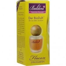 BALDINI Zitrusgarten Öl Flacon m.Holzaufsatz rund 30 ml