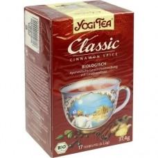 YOGI TEA Classic Bio Filterbeutel 17X2.2 g