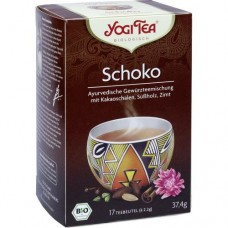 YOGI TEA Schoko Bio Filterbeutel 17X2 g