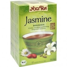 YOGI TEA Jasmine Bio Filterbeutel 17X1.8 g