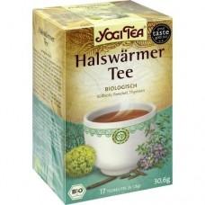 YOGI TEA Halswärmer Bio Filterbeutel 17X1.8 g