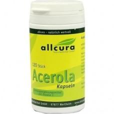 ACEROLA KAPSELN natürl.Vitamin C 120 St