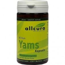 YAMS Kapseln 250 mg Yamspulver 60 St