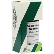 KOPFSCHMERZ KOMPLEX L Ho-Fu-Complex Tropfen 30 ml
