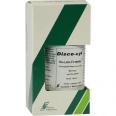 DISCO CYL Ho-Len-Complex Tropfen 100 ml