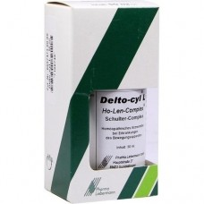 DELTO cyl L Ho-Len-Complex Tropfen 50 ml