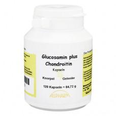 GLUCOSAMIN+CHONDROITIN Kapseln 120 St