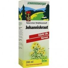 JOHANNISKRAUT PFLANZENSAFT 200 ml
