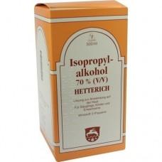 ISOPROPYLALKOHOL 70% V/V Hetterich 500 ml