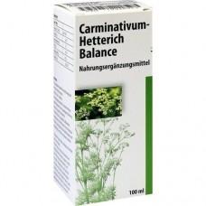 CARMINATIVUM Hetterich Balance Tropfen z.Einnehmen 100 ml