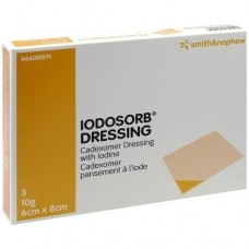 IODOSORB Dressing 3X10 g