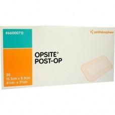 OPSITE Post-OP 8,5x15,5 cm Verband einzeln steril 20X1 St