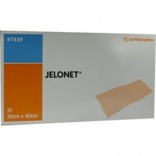 JELONET Paraffingaze 10x40 cm steril 10 St