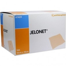 JELONET Paraffingaze 10x10 cm steril 100 St