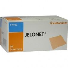 JELONET Paraffingaze 5x5 cm steril Peelpack 50 St