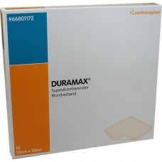 DURAMAX Wundverband 20x20 cm 10 St