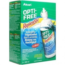 OPTI-FREE RepleniSH Multifunktions-Desinf.Lsg. 2X300 ml