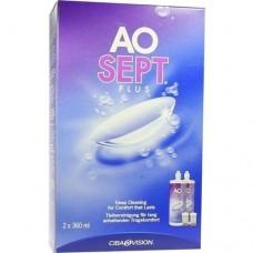 AOSEPT plus Lösung 2X360 ml