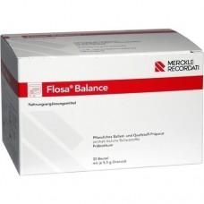 FLOSA Balance Pulver Beutel 30X5.5 g