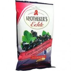 APOTHEKERS Echte Cassis Hustenbonbons 65 g