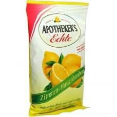 APOTHEKERS Echte Zitrone Hustenbonbons 65 g