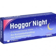HOGGAR Night Tabletten 10 St