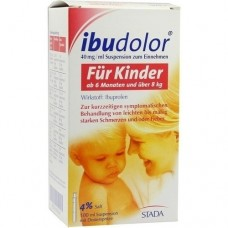 IBUDOLOR 40 mg/ml Suspension zum Einnehmen 100 ml