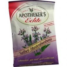 APOTHEKERS Echte Salbei Halsbonbons zf. 65 g