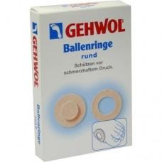 GEHWOL Ballenringe rund 6 St