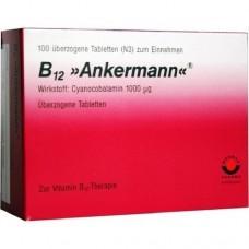 B12 ANKERMANN überzogene Tabletten 100 St