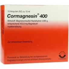 CORMAGNESIN 400 Ampullen 10X10 ml